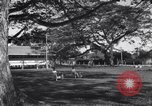 Image of AEF barracks Trinidad, 1942, second 6 stock footage video 65675030207