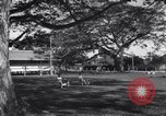 Image of AEF barracks Trinidad, 1942, second 7 stock footage video 65675030207