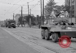 Image of American Army convoy Tokyo Japan, 1945, second 6 stock footage video 65675030212