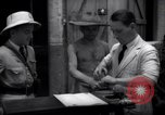 Image of prisoner identification Devil's Island French Guiana, 1939, second 2 stock footage video 65675030230