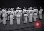Image of prisoner's inspection Devil's Island French Guiana, 1939, second 4 stock footage video 65675030231