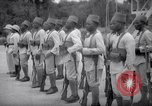 Image of Senegalese troops Devil's Island French Guiana, 1939, second 1 stock footage video 65675030242