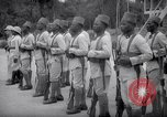 Image of Senegalese troops Devil's Island French Guiana, 1939, second 3 stock footage video 65675030242