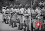 Image of Senegalese troops Devil's Island French Guiana, 1939, second 4 stock footage video 65675030242