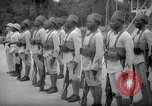 Image of Senegalese troops Devil's Island French Guiana, 1939, second 5 stock footage video 65675030242