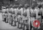 Image of Senegalese troops Devil's Island French Guiana, 1939, second 6 stock footage video 65675030242