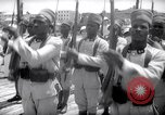Image of Senegalese troops Devil's Island French Guiana, 1939, second 7 stock footage video 65675030242