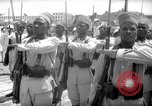 Image of Senegalese troops Devil's Island French Guiana, 1939, second 8 stock footage video 65675030242