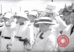 Image of Senegalese troops Devil's Island French Guiana, 1939, second 11 stock footage video 65675030242