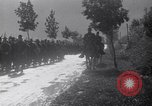 Image of American 26th infantry France, 1917, second 8 stock footage video 65675030256