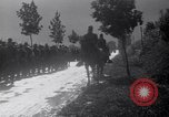 Image of American 26th infantry France, 1917, second 9 stock footage video 65675030256
