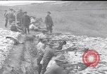 Image of Americans practice firing machine guns Gondrecourt France, 1917, second 2 stock footage video 65675030260
