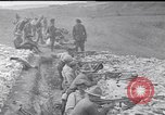 Image of Americans practice firing machine guns Gondrecourt France, 1917, second 3 stock footage video 65675030260