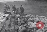 Image of Americans practice firing machine guns Gondrecourt France, 1917, second 4 stock footage video 65675030260