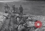 Image of Americans practice firing machine guns Gondrecourt France, 1917, second 5 stock footage video 65675030260