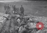 Image of Americans practice firing machine guns Gondrecourt France, 1917, second 6 stock footage video 65675030260