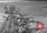 Image of Americans practice firing machine guns Gondrecourt France, 1917, second 9 stock footage video 65675030260