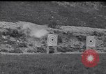 Image of Americans practice firing machine guns Gondrecourt France, 1917, second 10 stock footage video 65675030260