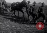Image of Vickers Q.F. Mark II 40mm Gun. France, 1917, second 5 stock footage video 65675030263