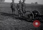 Image of Vickers Q.F. Mark II 40mm Gun. France, 1917, second 9 stock footage video 65675030263