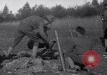 Image of Stokes mortar France, 1917, second 2 stock footage video 65675030265