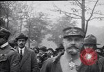 Image of English wrestler exhibition at Tuileries Gardens Paris France, 1919, second 1 stock footage video 65675030266