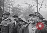 Image of English wrestler exhibition at Tuileries Gardens Paris France, 1919, second 5 stock footage video 65675030266
