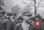 Image of English wrestler exhibition at Tuileries Gardens Paris France, 1919, second 6 stock footage video 65675030266