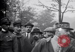 Image of English wrestler exhibition at Tuileries Gardens Paris France, 1919, second 7 stock footage video 65675030266