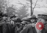 Image of English wrestler exhibition at Tuileries Gardens Paris France, 1919, second 9 stock footage video 65675030266