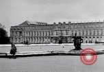 Image of Palace of Versailles Versailles France, 1918, second 7 stock footage video 65675030270