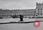 Image of Palace of Versailles Versailles France, 1918, second 9 stock footage video 65675030270