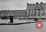 Image of Palace of Versailles Versailles France, 1918, second 11 stock footage video 65675030270
