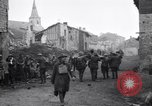 Image of American medical aid station in World War I France, 1918, second 10 stock footage video 65675030275
