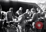 Image of American soldiers being fed at a field kitchen France, 1918, second 11 stock footage video 65675030276