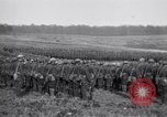 Image of Major General Charles P Summerall France, 1918, second 8 stock footage video 65675030279