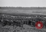 Image of Major General Charles P Summerall France, 1918, second 9 stock footage video 65675030279