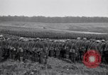 Image of Major General Charles P Summerall France, 1918, second 10 stock footage video 65675030279