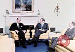 Image of Richard Nixon Washington DC USA, 1970, second 11 stock footage video 65675030286