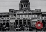 Image of Anti Communist Meeting Seoul Korea, 1954, second 6 stock footage video 65675030288