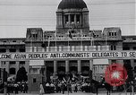 Image of Anti Communist Meeting Seoul Korea, 1954, second 7 stock footage video 65675030288