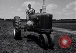 Image of tractor powered generator Hinsdale Illinois USA, 1954, second 5 stock footage video 65675030289