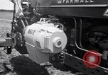 Image of tractor powered generator Hinsdale Illinois USA, 1954, second 6 stock footage video 65675030289