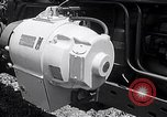 Image of tractor powered generator Hinsdale Illinois USA, 1954, second 8 stock footage video 65675030289