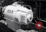 Image of tractor powered generator Hinsdale Illinois USA, 1954, second 9 stock footage video 65675030289