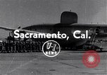 Image of flying radar station Sacramento California USA, 1954, second 1 stock footage video 65675030291