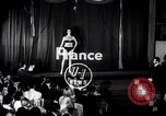 Image of Miss Europe Contest France, 1954, second 4 stock footage video 65675030292