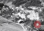 Image of spa treatment Austria, 1954, second 8 stock footage video 65675030295