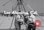 Image of rocket powered helicopter Los Alamitos California USA, 1954, second 3 stock footage video 65675030297