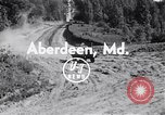 Image of cargo carrier Aberdeen Maryland USA, 1954, second 1 stock footage video 65675030299